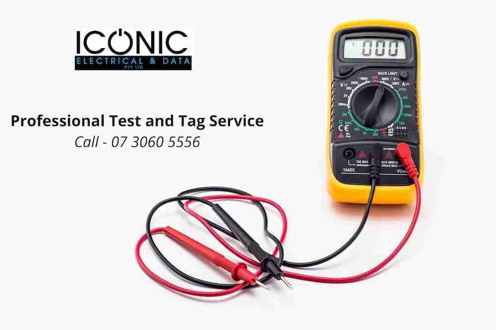 Test and Tag Brisbane (07) 3060 5556
